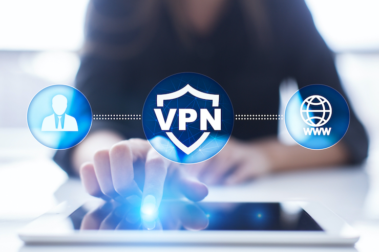 VPNソリューション (社内NW接続サービス)